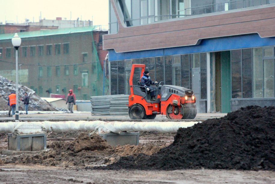 На северо-востоке Москвы закрыли мусорный полигон