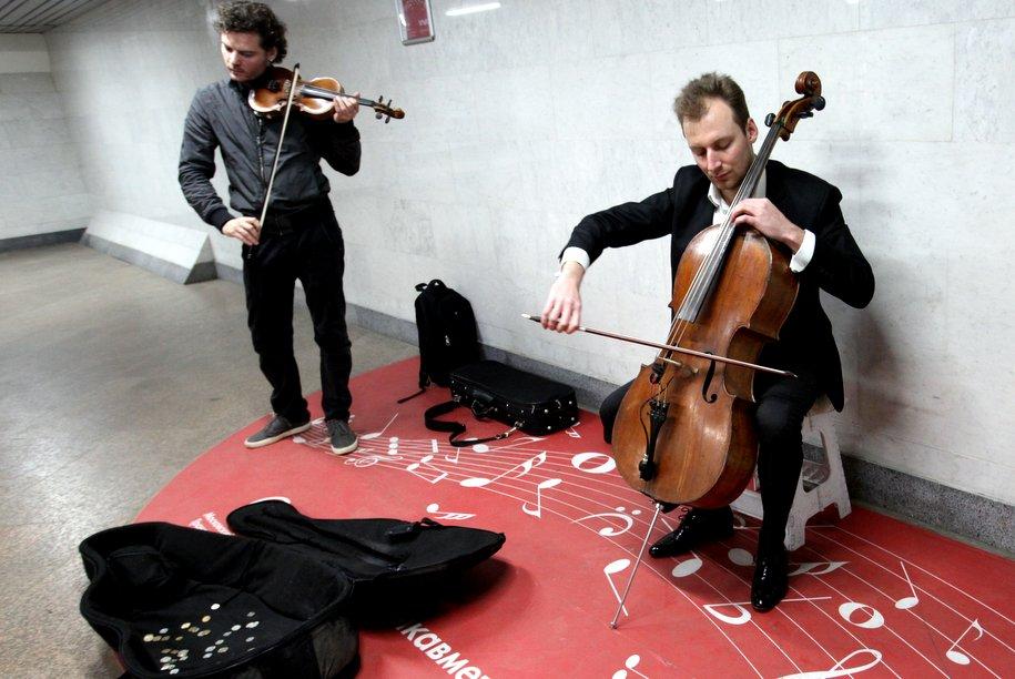 «Музыка в метро» зазвучит на трех новых площадках