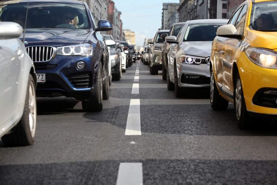 В центре Москвы перекроют несколько улиц