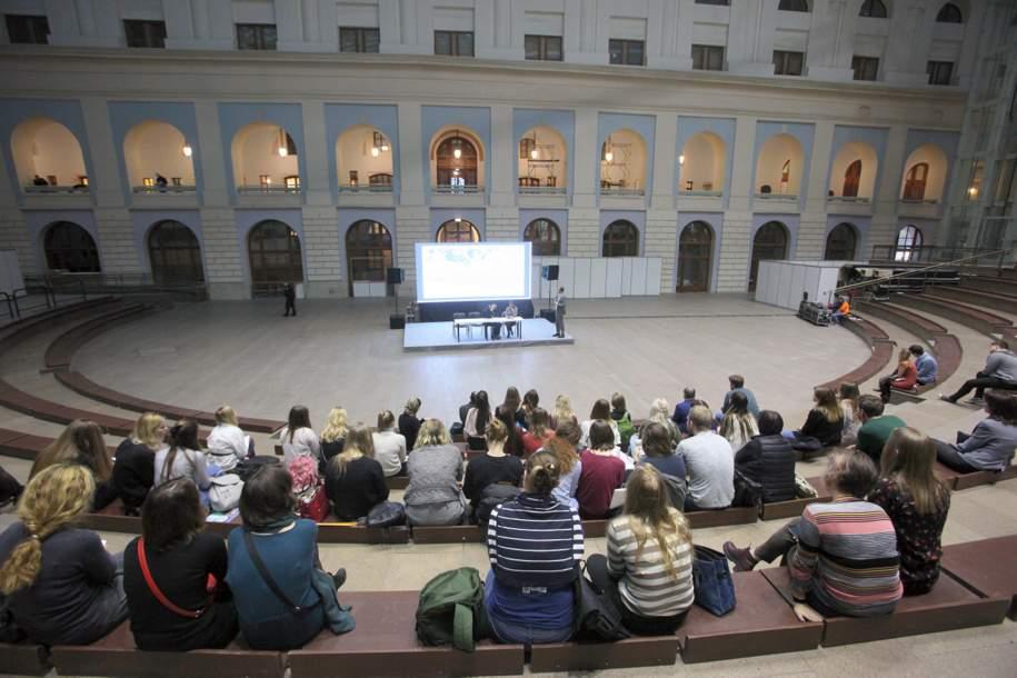 В столице завершилась международная выставка Denkmal