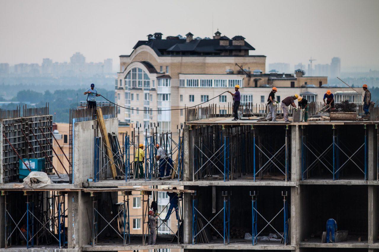 Общий срок строительства жилья в Москве сократится на 84 дня