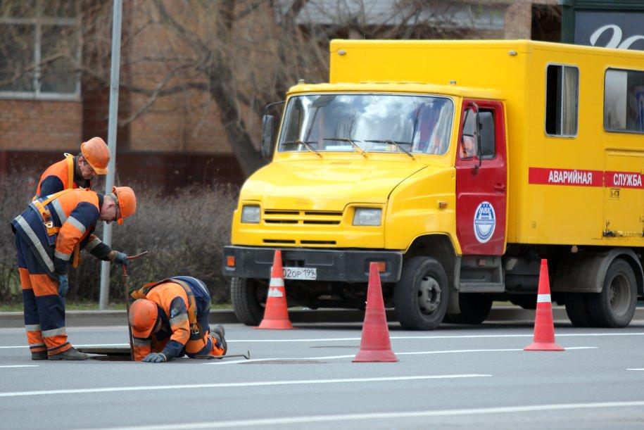Аварию на тепломагистрали в Гольяново расследует специальная комиссия
