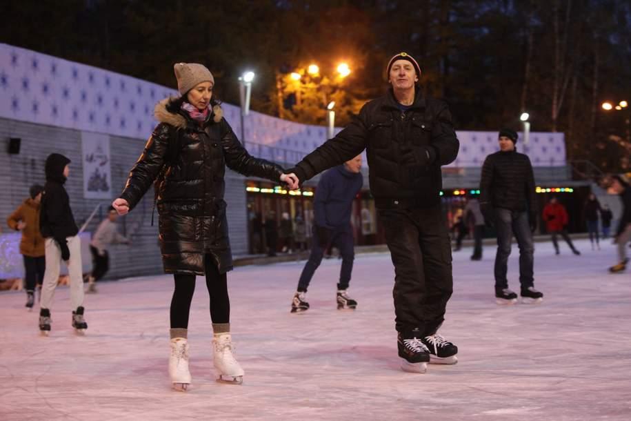 Зимний сезон открывается в столичных парках