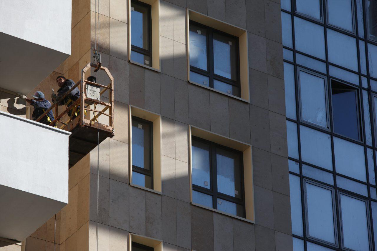 Новая Москва выбирает монолитное строительство