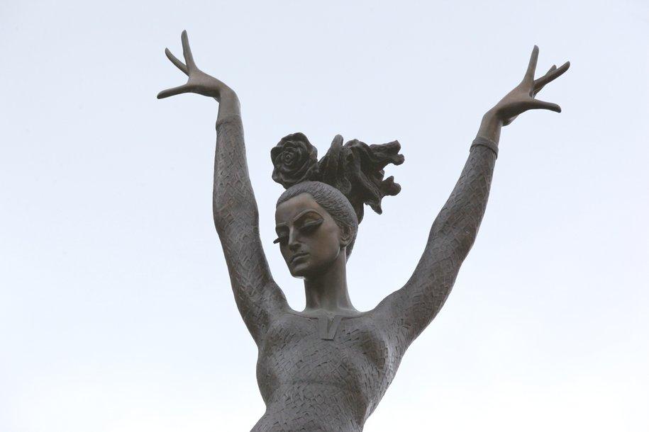 К юбилею М. Плисецкой выпустят почтовую марку