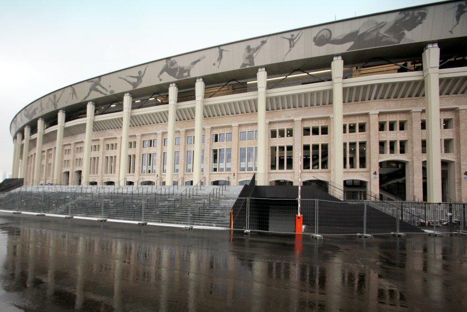Стадионы «Лужники» и «Открытие Арена» после ЧМ станут центрами притяжения москвичей