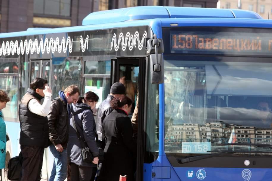 C 25 ноября изменилось несколько автобусных маршрутов