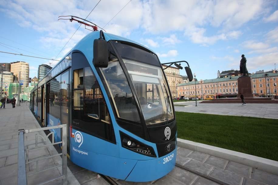 Мосгортранс объявит конкурс на закупку 300 новых трамваев
