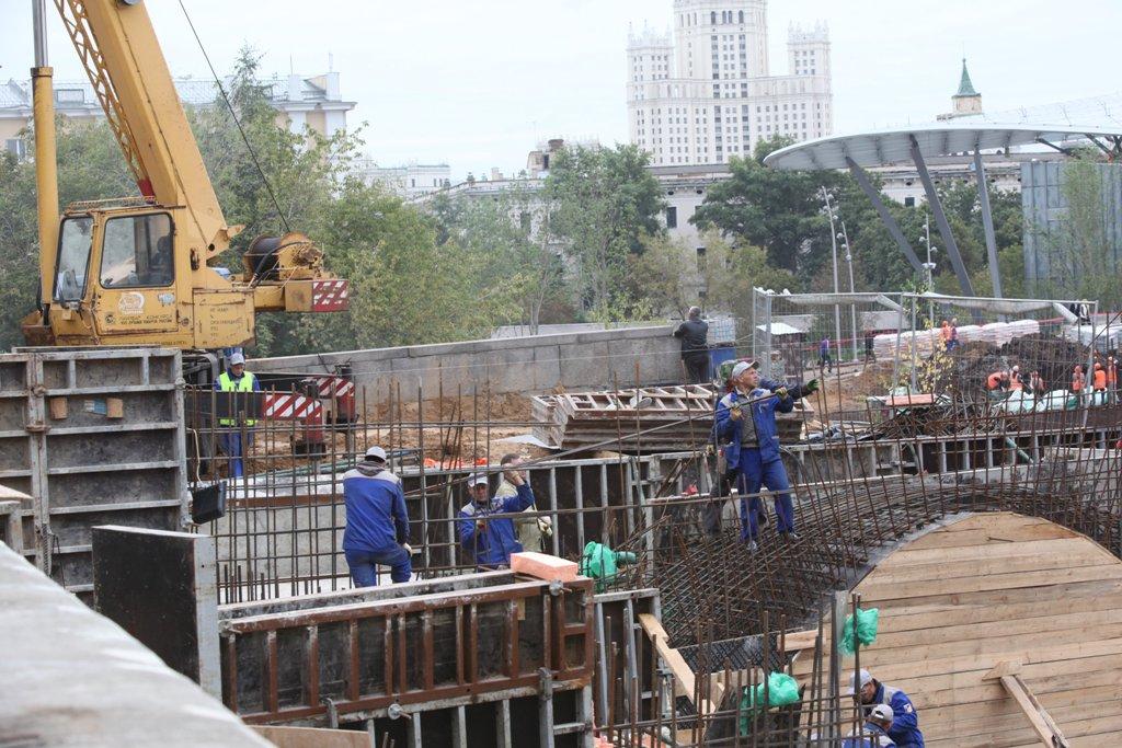 В поселке Щербинка могут построить торговый центр