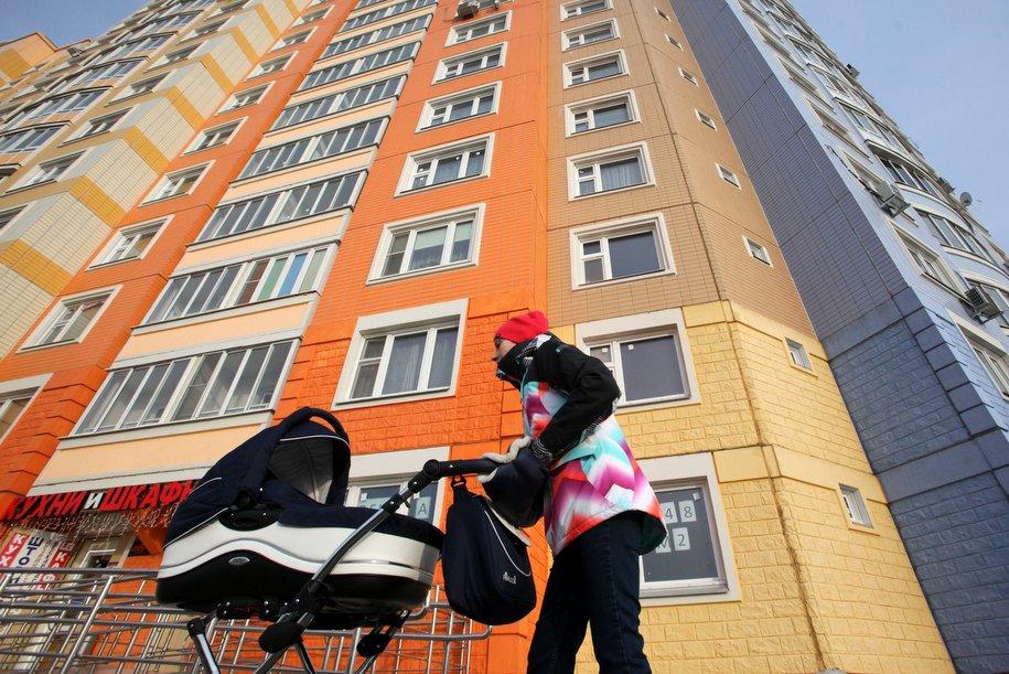 На месте Черкизовского рынка построят жилье по реновации