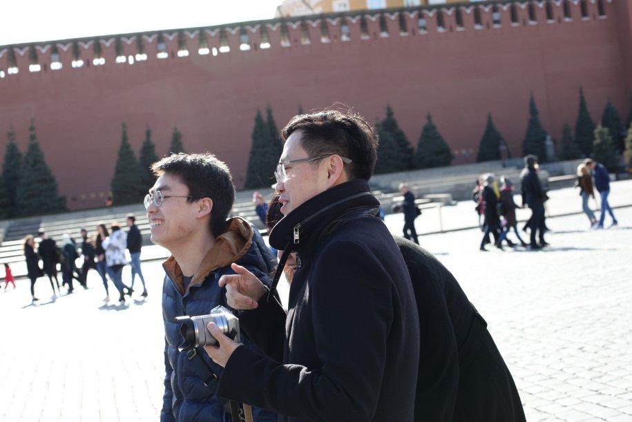 Количество туристов в год в Москве достигло 21 миллиона