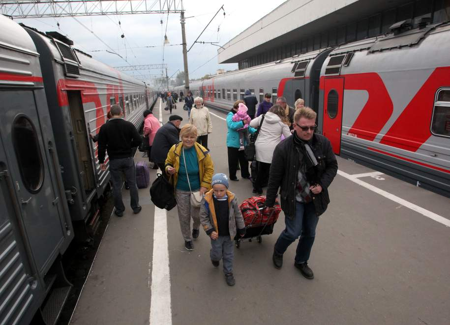 Расписание электричек Киевского направления изменится с 20 по 22 ноября