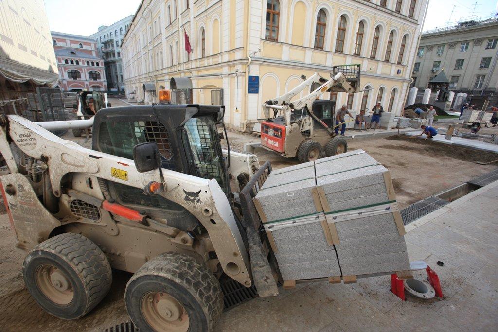 Лучшие строители получили награды из рук мэра Москвы