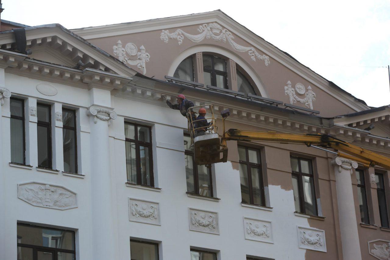 Самый сложный этап благоустройства Москвы пройден