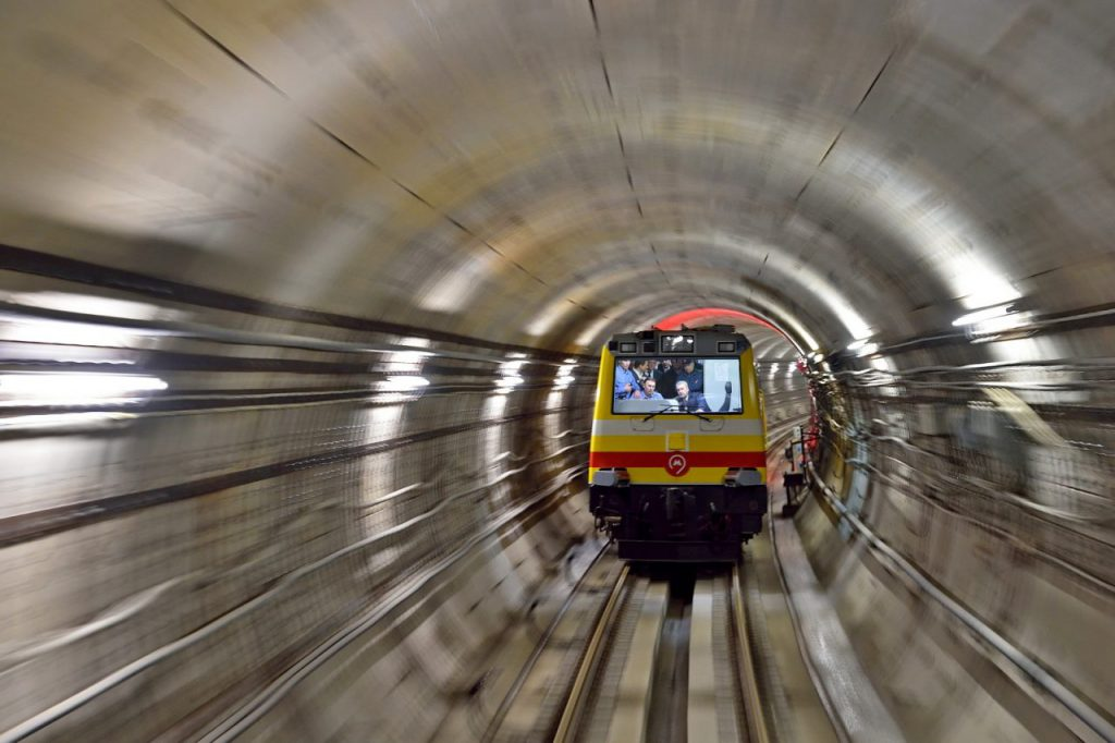 Южная часть ТПК соединит три линии метро