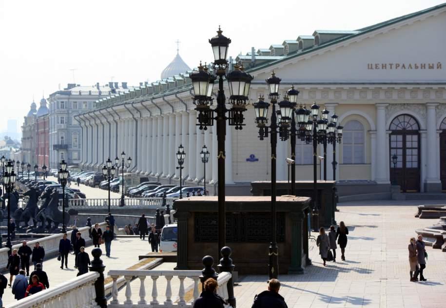 Сегодня в Москве ожидается солнечная погода и до 9 градусов тепла