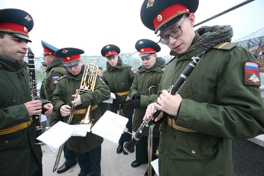 На Красной площади пройдет марш в честь парада 7 ноября