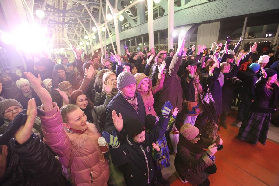 Главный Дед Мороз приедет в Москву в середине декабря