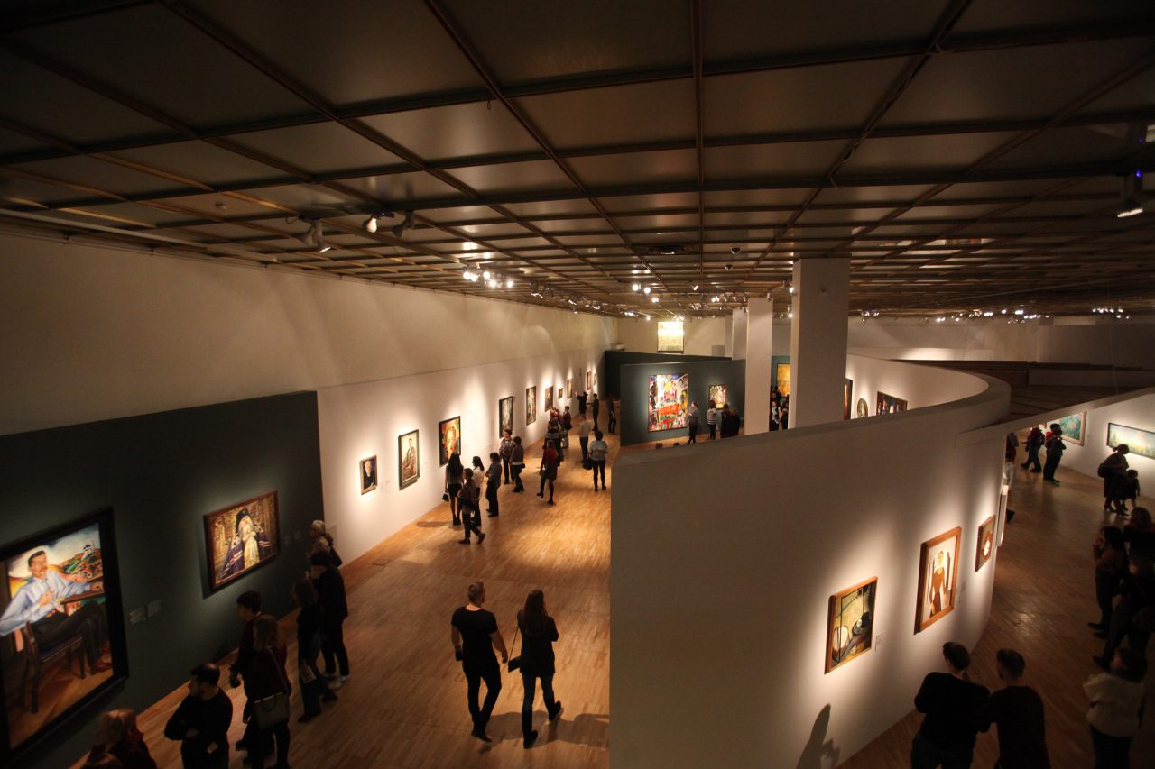 В галерее Ильи Глазунова 19 ноября пройдут бесплатные выставки