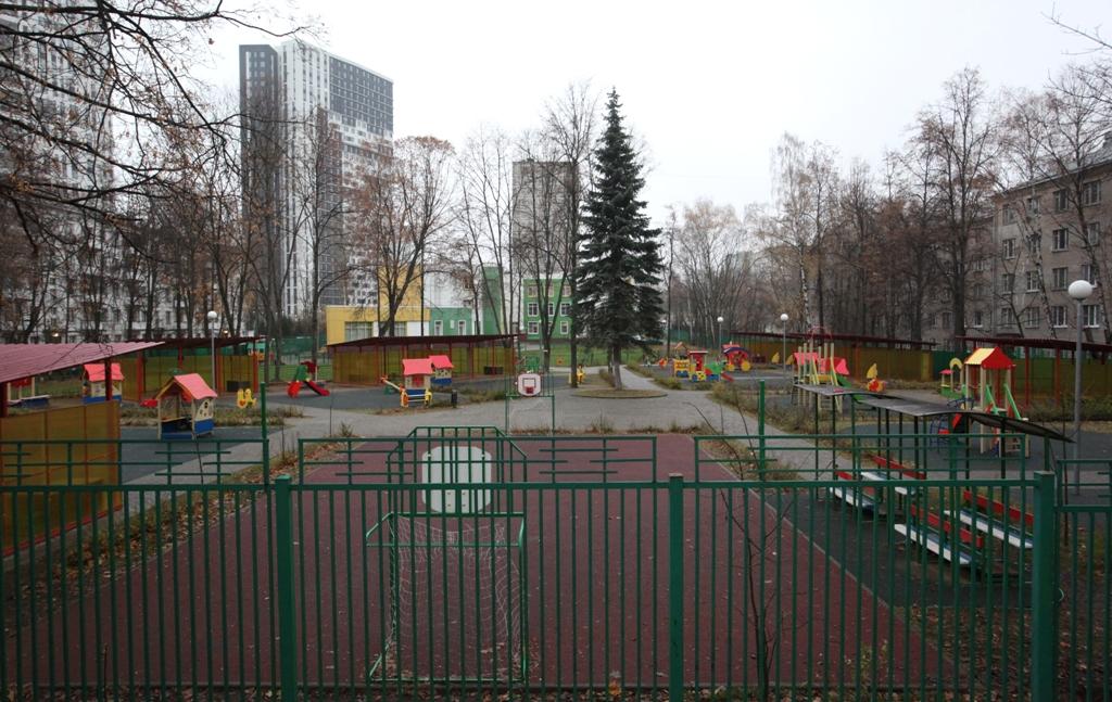 Собянин: «В Москве нет очередей в школы и детские сады»