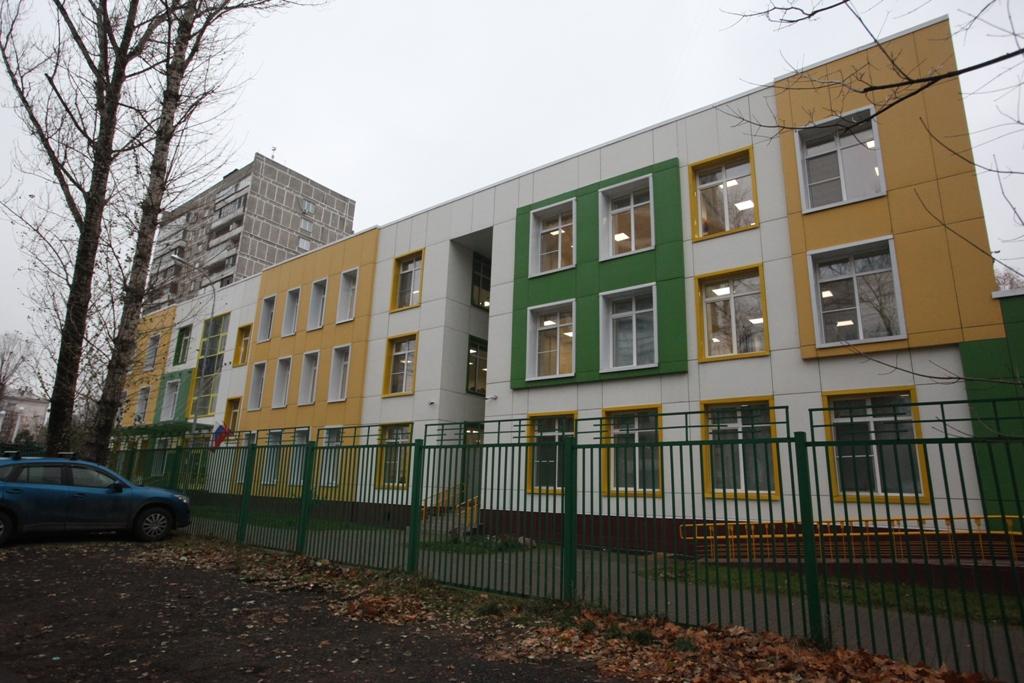 28 детских садов построят в Москве к 2019 году