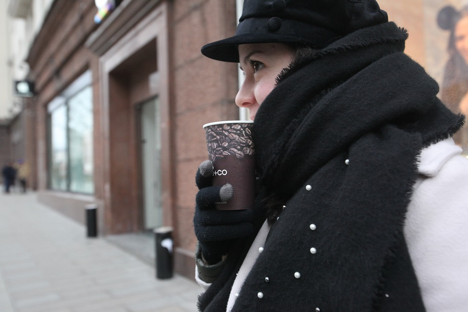 В конце ноября морозов в столице не предвидется