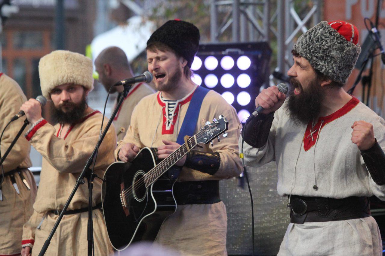 Концерт в Лужниках посетили порядка 130 тыс. человек