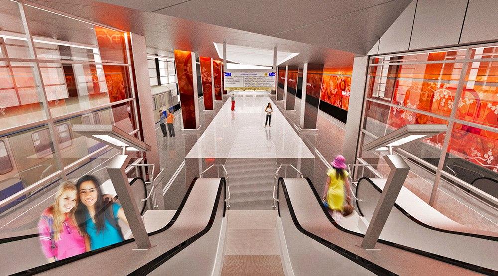 «Мосинжпроект» объявил конкурс на разработку архитектурного облика двух станций метро
