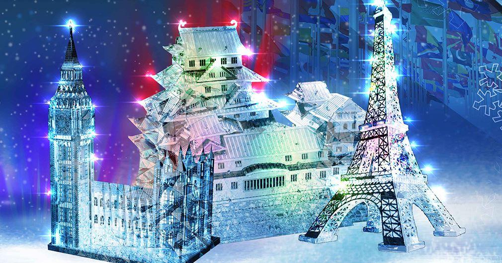 «Эйфелева башня» и«Биг-Бен» появятся в столице России