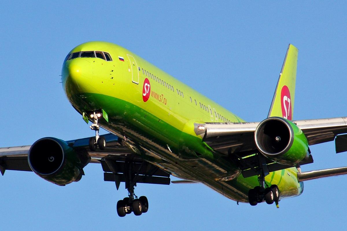 Авиакомпания S7 Airlines начнет летать из Москвы в Саранск