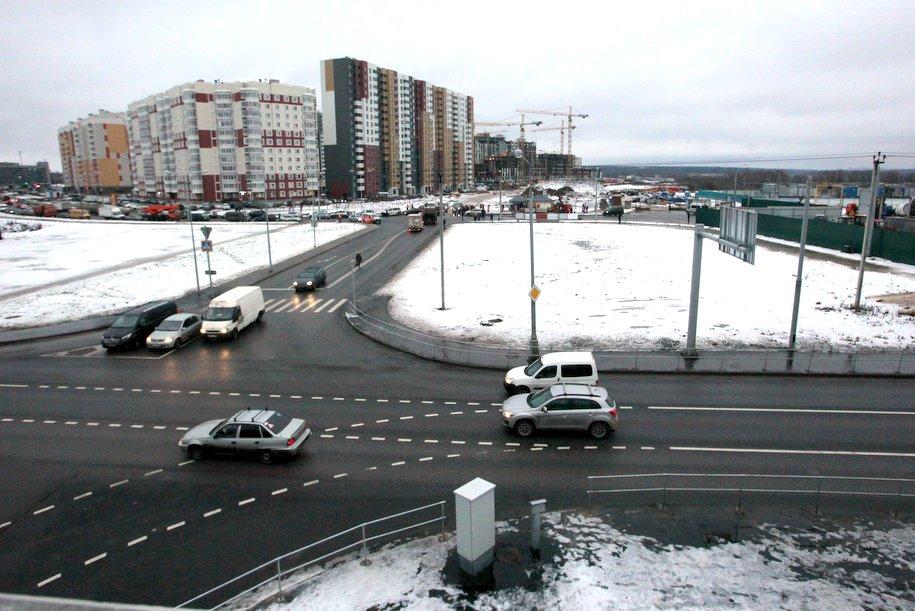 Два участка дублера Боровского шоссе перекроют с 22 декабря