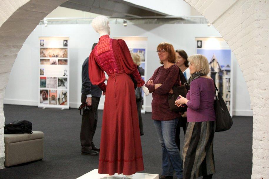 На ВДНХ скоро откроется выставка костюмов «Музей моды»