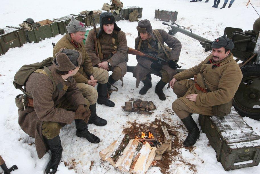 В Москву придут 10-градусные морозы