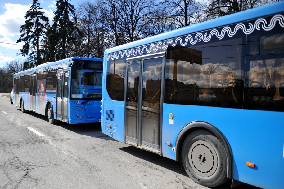 В районе «Кропоткинской» изменится движение автобусов в пасхальную ночь
