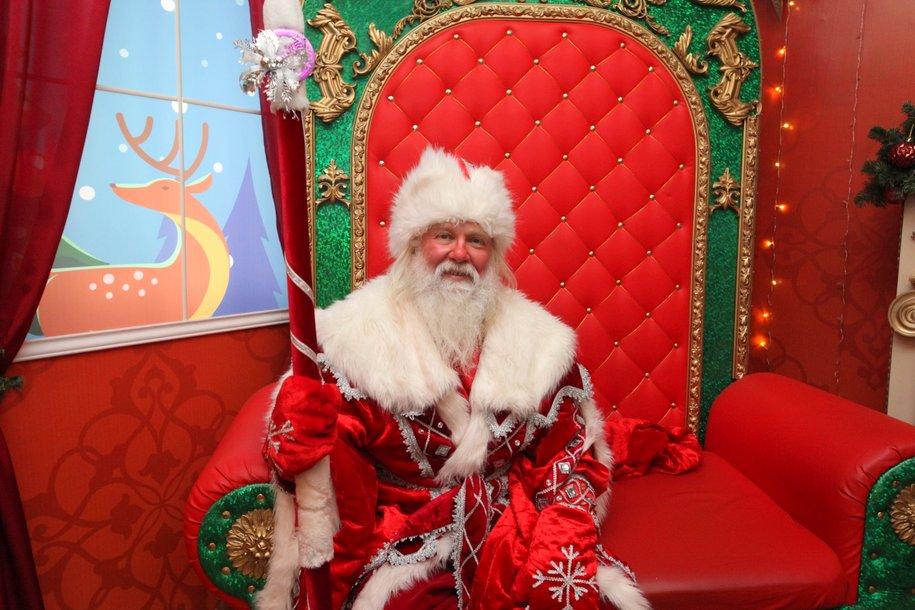 В столице пройдет парад Дедов Морозов 29 декабря