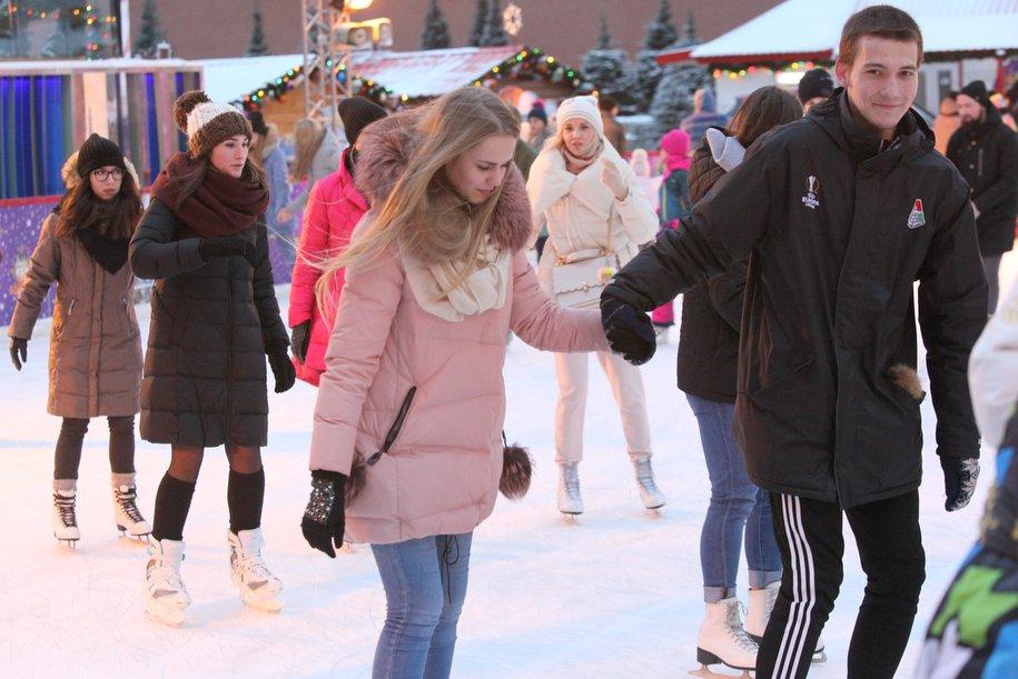 Посещаемость парков Москвы выросла в 10 раз