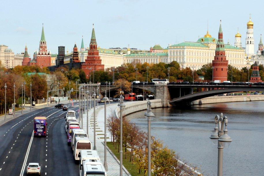 В начале 2019 года у Кремля откроют гостиничный комплекс