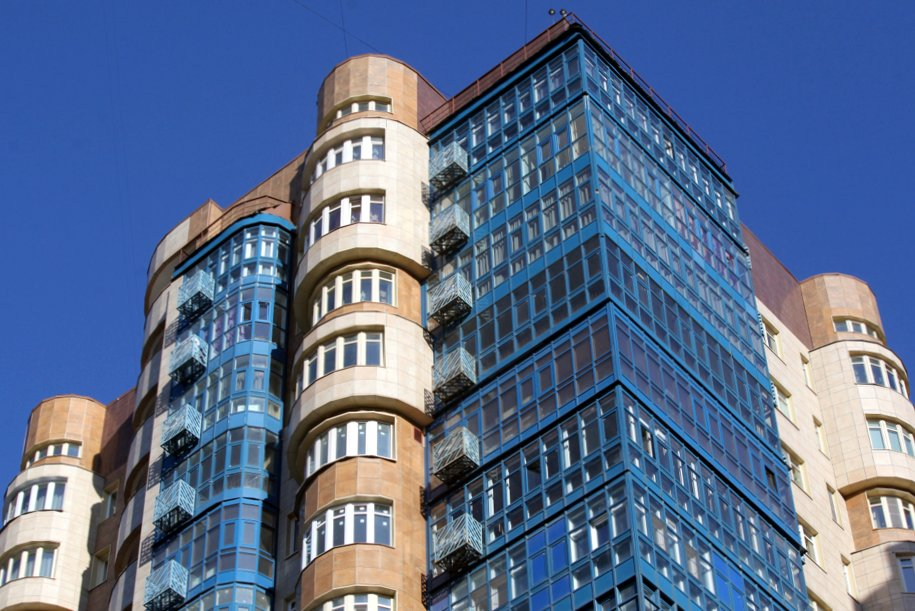 За 2017 год построено 8 млн кв. м недвижимости в Москве