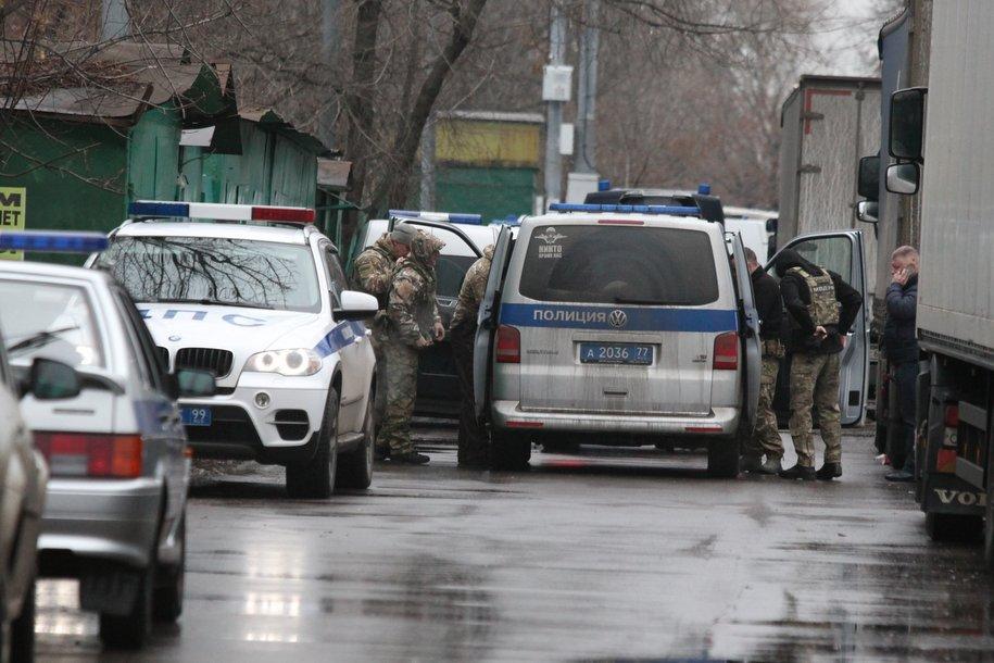 Полиция задержала директора фабрики «Меньшевик»