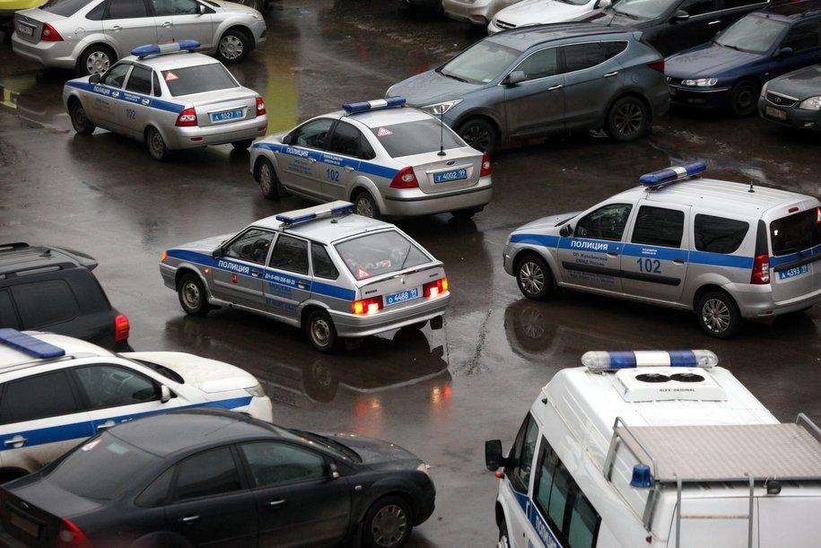 В центре Москвы обнаружены два снаряда времён ВОВ