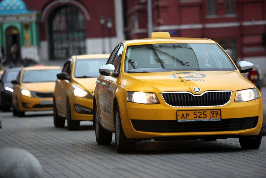 Разработаны требования для таксистов к ЧМ-2018