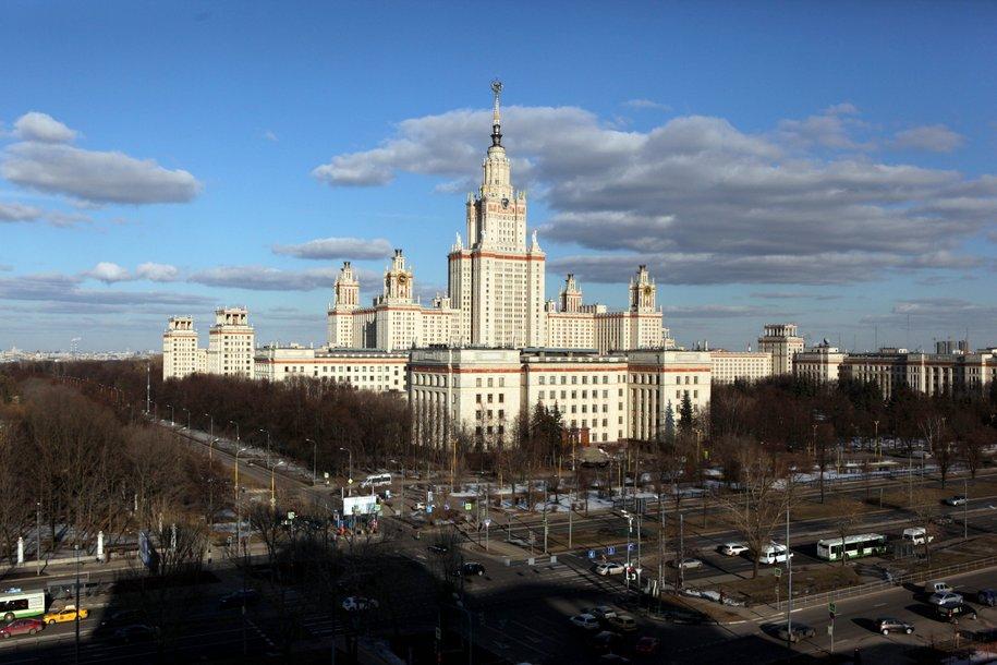 Ученые МГУ воссоздали облик Москвы 1830 года