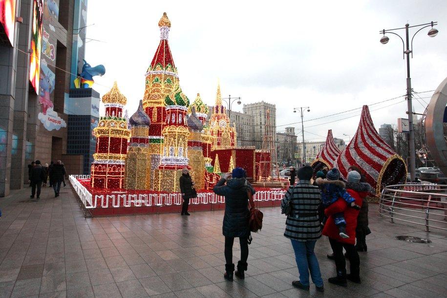 За сутки в Москве выпадет более четверти месячной нормы осадков