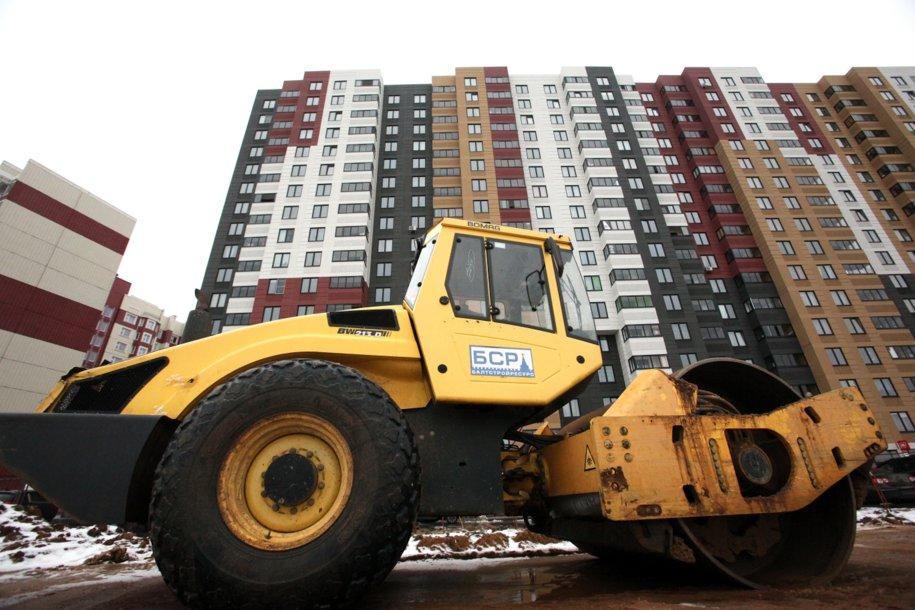 В ТиНАО построено 8 млн кв. м жилья за пять лет