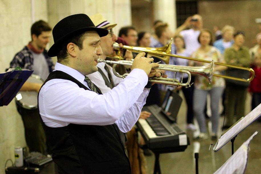 Количество площадок «Музыка в метро» может увеличиться
