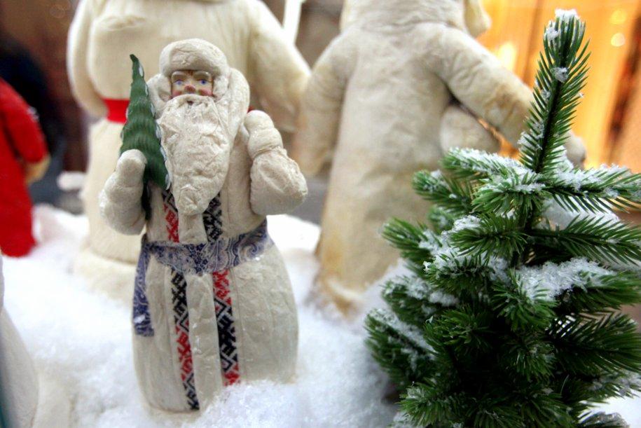 Почта Деда Мороза начнет работу с понедельника