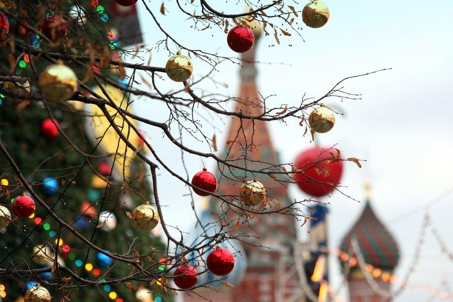 Более 100 тыс. фейерверков запустят в Новый год