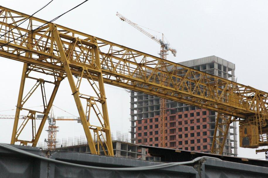 Почти 2 млн кв. м недвижимости построено в промзонах за 2017 год