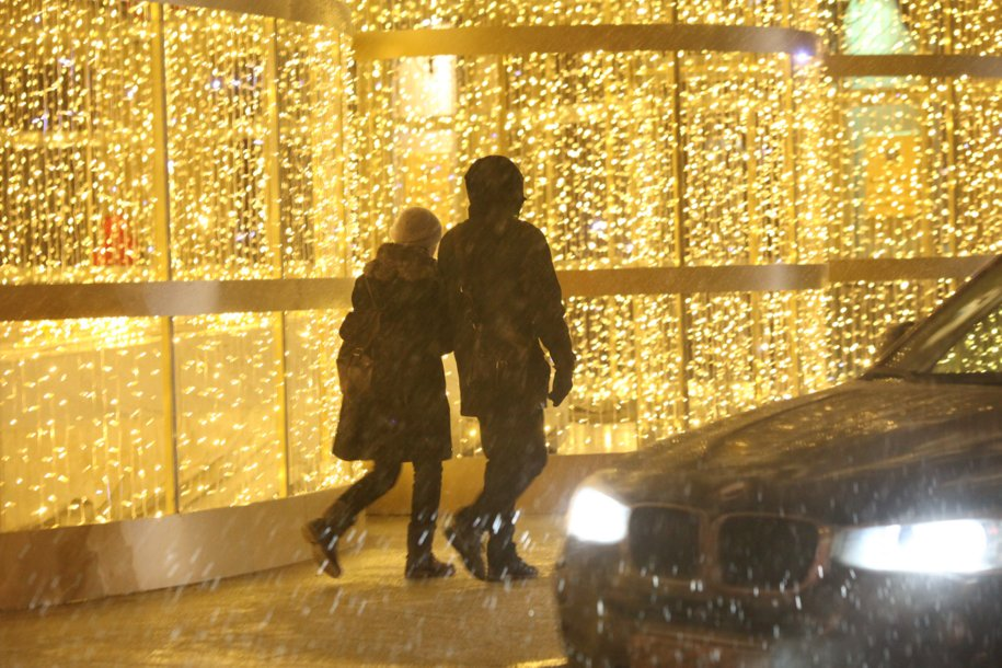 Москвичи смогут увидеть новогоднее суперлуние