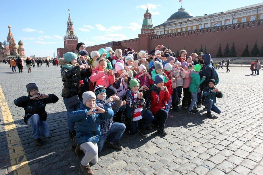 Москва вошла в топ-3 самых популярных городов сети Instagram